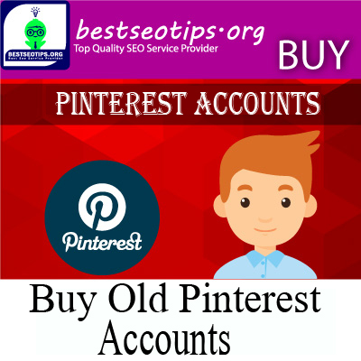 Buy old Pinterest Accounts