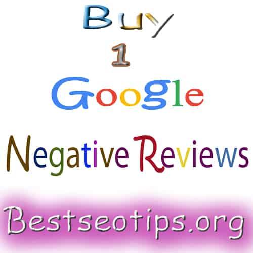 Buy Negative Google Reviews | Buy 1 Star Google Reviews
