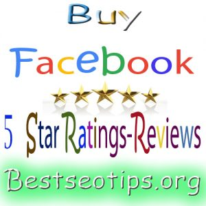 Buy Facebook Five Star Ratings Reviews