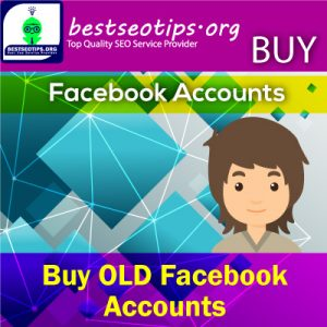 Buy Aged Facebook Accounts