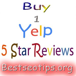 Buy Yelp 5 Star Reviews