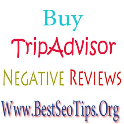 Buy Tripadvisor Negative Reviews