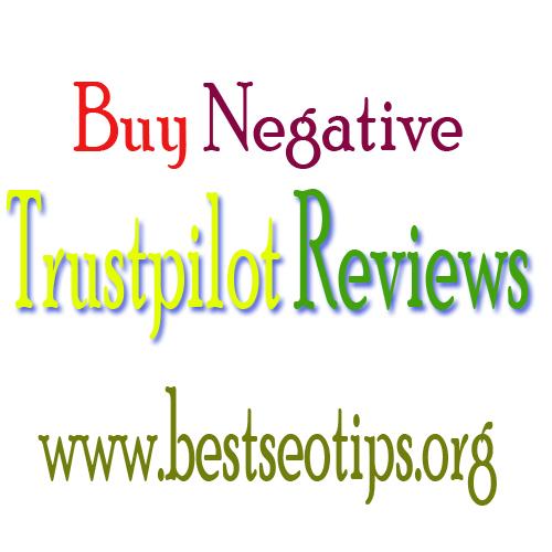 Buy Trustpilot Negative Reviews