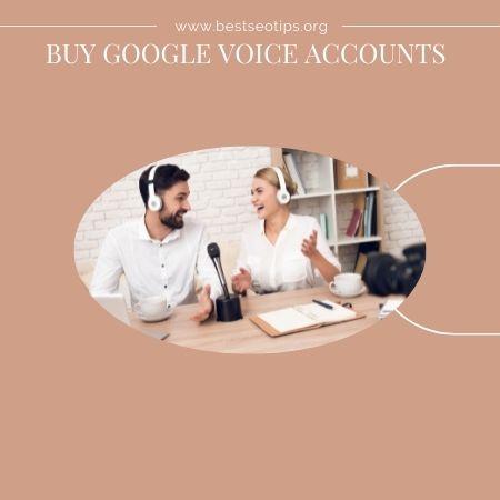 Buy google voice accounts